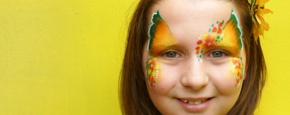 Facepainting Stafford